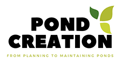 pond creation logo